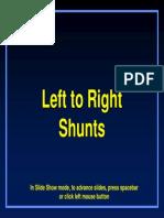 Lt or Shunts