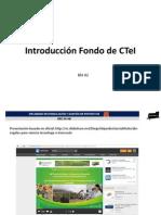 DiplomadoUT ABC - Fondo CTeI - SGR