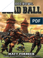 Warhammer - [Blood Bowl 02] - Dead Ball - Matt Forbeck (Undead) (v1.5)