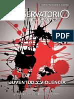 Revista Observatorio de la Juventud, N°23