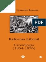 México, Reforma Liberal 1854-1876