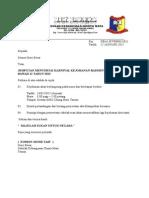 Surat Jemputankarnival Badminton
