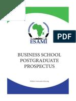 Business Sch Pg Prospectus 2013