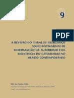 REVISÃO DO RITUAL DE EXORCISMOS