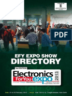 EFY Expo Show Directory 2013