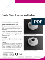 Pp2409 Flame Detector Applications Pin Issue 2