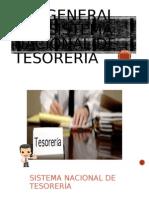 LEY GENERAL DEL SISTEMA NACIONAL DE TESORERIA