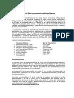 Analisis de Mcdo - Caso 2 - Linea Blanca