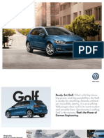 VW MY15 Golf Brochure-Digital