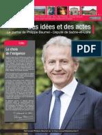 Journal de Philippe BAUMEL, Député de Saône-et-Loire
