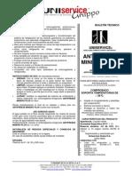 Antifreeze Minero Plus Ft