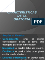 ORATORIA FORENSE DIAPOSITIVAS