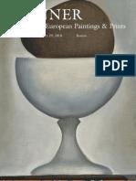 American & European Paintings & Prints