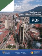 Guia Legal Para Hacer Negocios en Colombia