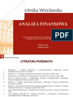 Analiza Finansowa-materialy Dydaktyczne Finalne