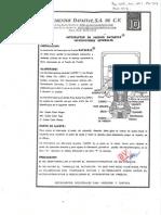 Psl-500, Psl-501,Psh-502 y Psl-502 Guia de Referencia