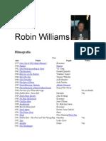 Peliculas de Robin Williams