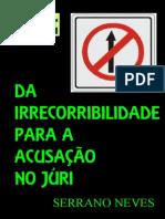 Da_Irrecorribilidade_para_a acusacao.pdf