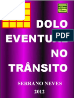 Dolo Eventual No Transito