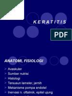 Keratitis (Kuliah Indra)