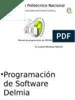 Programación Con Delmia