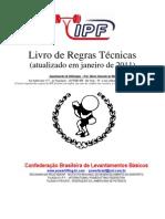Rulebook Portuguese 2011