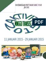 Jadual Transisi 2015 Minggu 1