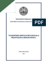 DOGP Quesada Polimorfismosgeneticospredisposicionobesidadinfantil