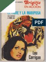 Carrigan Lou El Tigre y La Mariposa