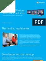 Windows 8 1 Power User Guide