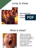 Journey 2 Sleep