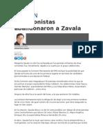 14/01/2015 Columna OPINIÓN en El financiero