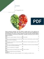 Diete terapeutice Pevzner