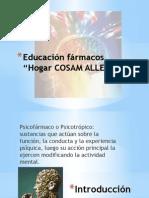 Educación fármacos HOGAR.pptx