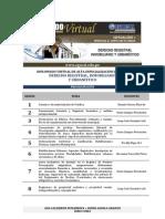 Diplomado Virtual - Derecho Registral Inmobiliario y Urbanistico
