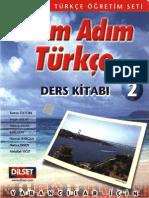 Tuncay Ozturk, Sezgin Akcay Adim Adim Turkce Dil Bilgisi 2 (Ders Kitabi 2) 2001