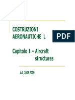Strutture aeronautiche