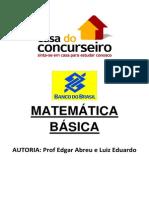Apostila Matematica Basica