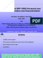VIIRS Pre-launch and on-Orbit Calibration