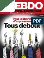 Revista L'hebdo  Especial Charlie Hebdo