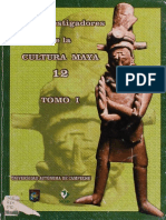 Los Investigadores de La Cultura Maya núm. 12, Tomo I, 2004
