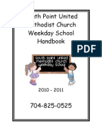 South Point United Methodist Church Weekday School