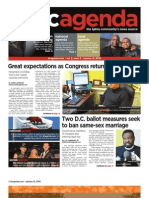 dcagenda.com - vol. 2, issue 3 - january 15, 2010