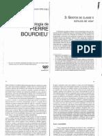 BOURDIEU, Pierre, Gostos de classe e estilos de vida.pdf