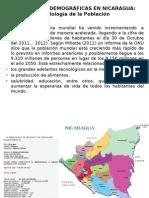Realidades Demográficas en Nicaragua