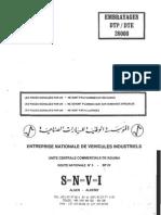 Embrayage Dtp. Dte 26000 Pour b9