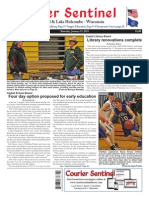 January 15, 2015 Courier Sentinel