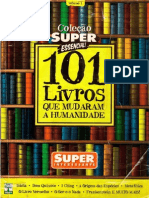 101 Livros Que Mudaram a Humanidade (Coleção Superinteressante 2005)