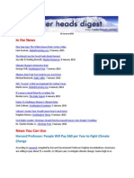 Cooler Heads Digest 10 January 2015
