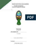 Caratula Tesina